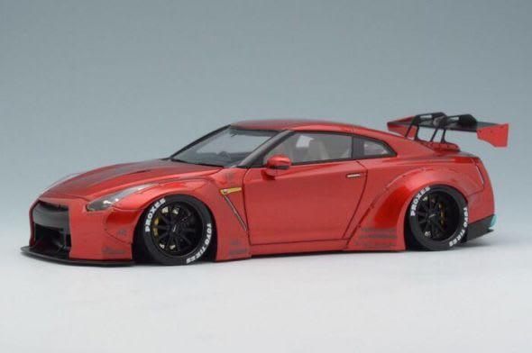 2015.11.12 Liberty Walk Nissan GT-R