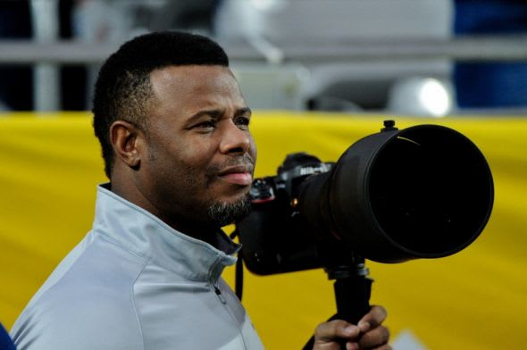 Griffey and his camera