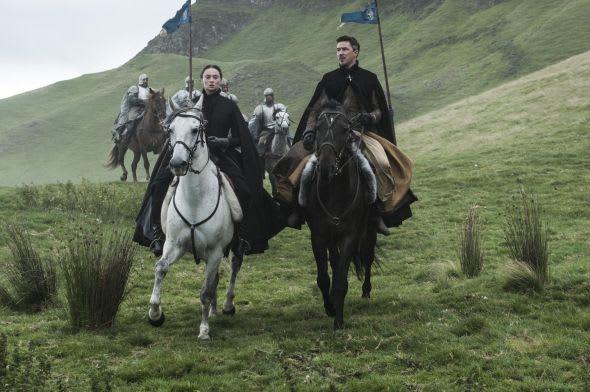 Sansa and LIttlefinger (Official HBO)