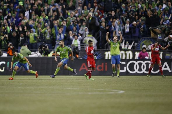 Sounders grab conference semifinal win against FC Dallas