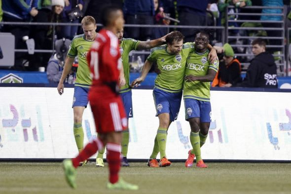 Sounders aim to reach Conference Final