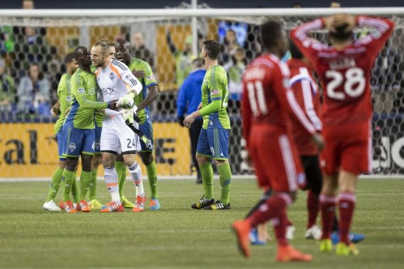 Sounders v FC Dallas