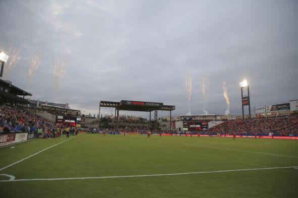 Frisco - Toyota Stadium