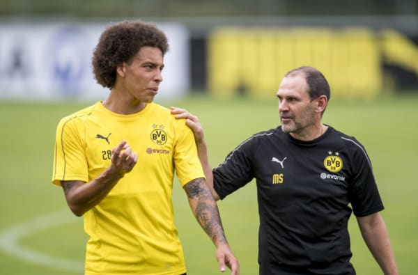 Lowdown On Lucien Favre S Backroom Staff At Borussia Dortmund