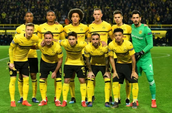 Assessing Borussia Dortmund S Champions League Group Stage Opponents
