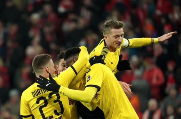 Takeaways From Borussia Dortmund S Dominant Win Over Mainz 05
