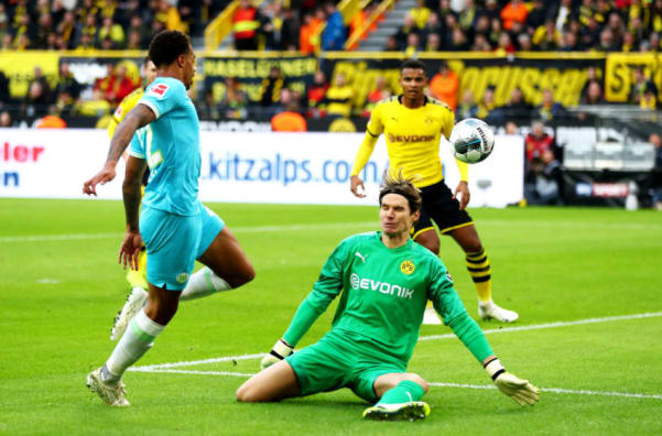Borussia Dortmund Player Ratings from 3-0 win over Wolfsburg