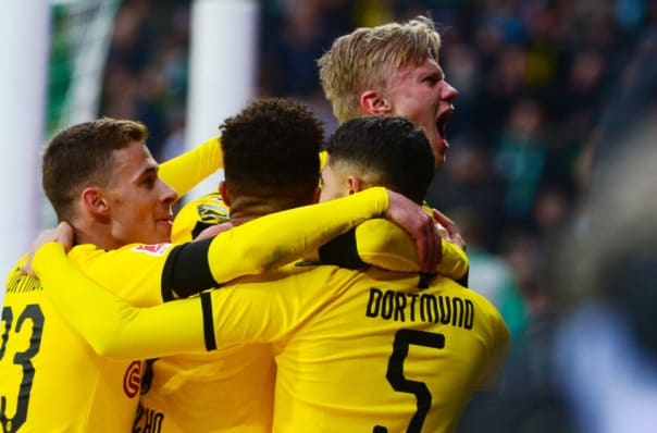 Takeaways From Borussia Dortmund U0026 39 S 2 0 Away Win Over