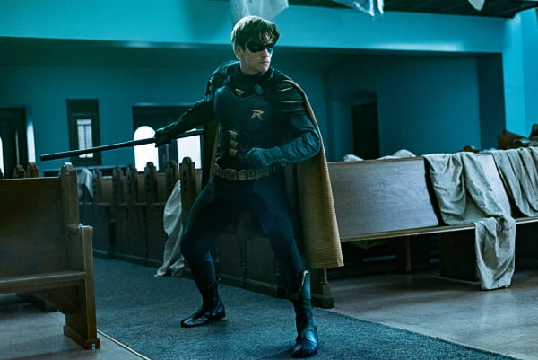 """Titans -- Ep. 208 -- """"Jericho"""" -- Photo Credit: Ben Sven Frenzel / 2019 Warner Bros. Entertainment Inc. All Rights Reserved."""