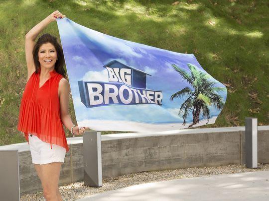 Big Brother 19 banner Julie Chen