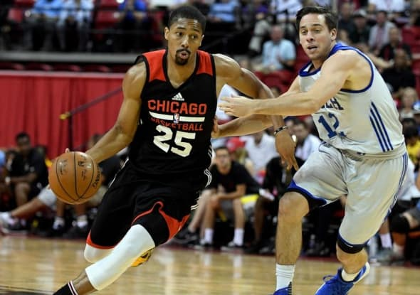 Spencer Dinwiddie, PG, Chicago Bulls