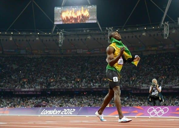 Track Legend Michael Johnson Thinks Usain Bolt Can Run ...