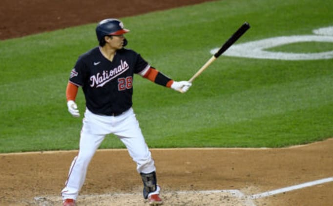 Kurt Suzuki is the best free agent signing the Washington Nationals have inked in the month of November.