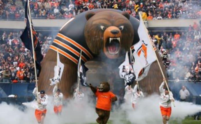Chicago Bears, Staley Bear