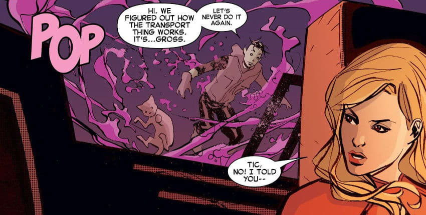 Chewie the Flerken in Captain Marvel