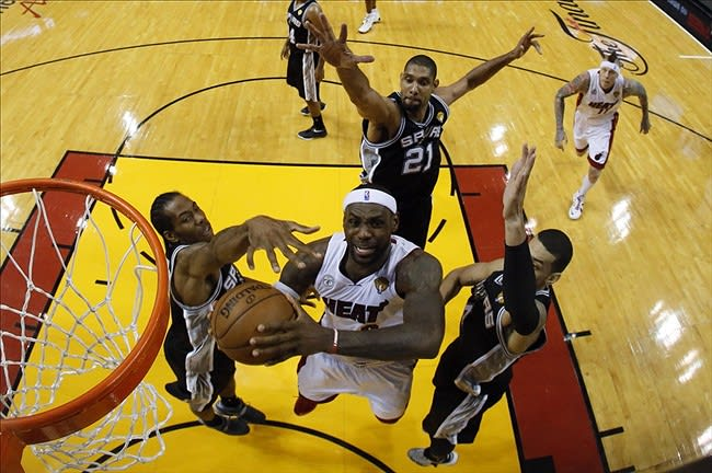 Lebron James Says Danny Green Did Not Party With Him Or Miami Heat