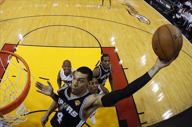 San Antonio Spurs Danny Green Says Partying With Lebron James Miami Heat Was Misunderstanding