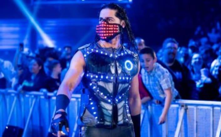 WWE, Mustafa Ali