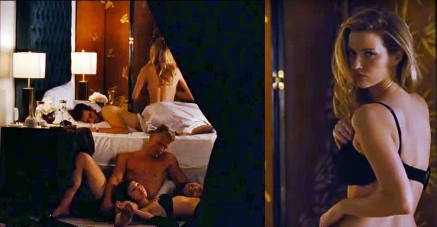 Nudity westworld 'Westworld' and