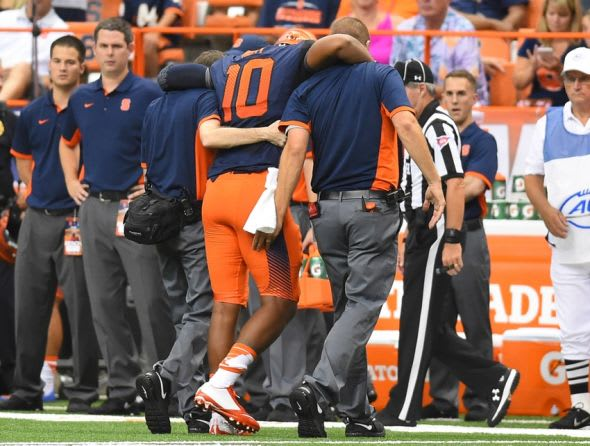 Syracuse Football Terrel Hunt