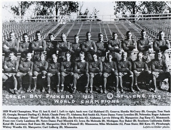 1929PACKERS-TeamPic