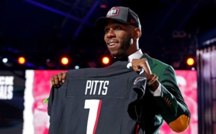 Kyle Pitts, Atlanta Falcons
