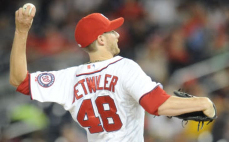 Ross Detwiler was a good addition to the Washington Nationals as a first round draft pick in 2007.