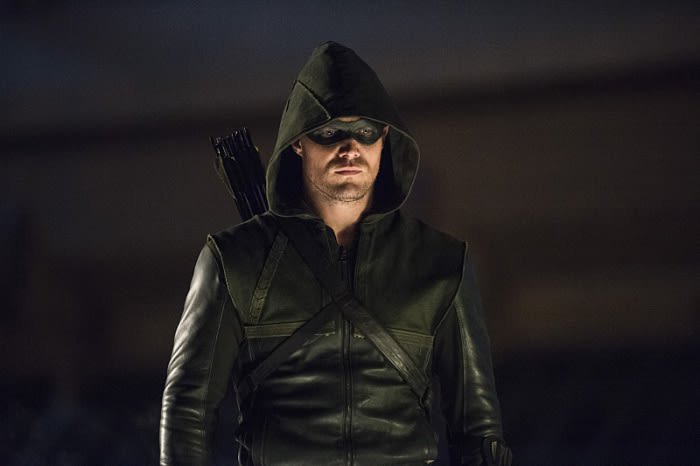 Arrow - best Netflix shows