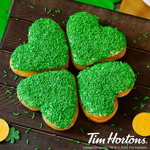 St. Patrick's Day foods