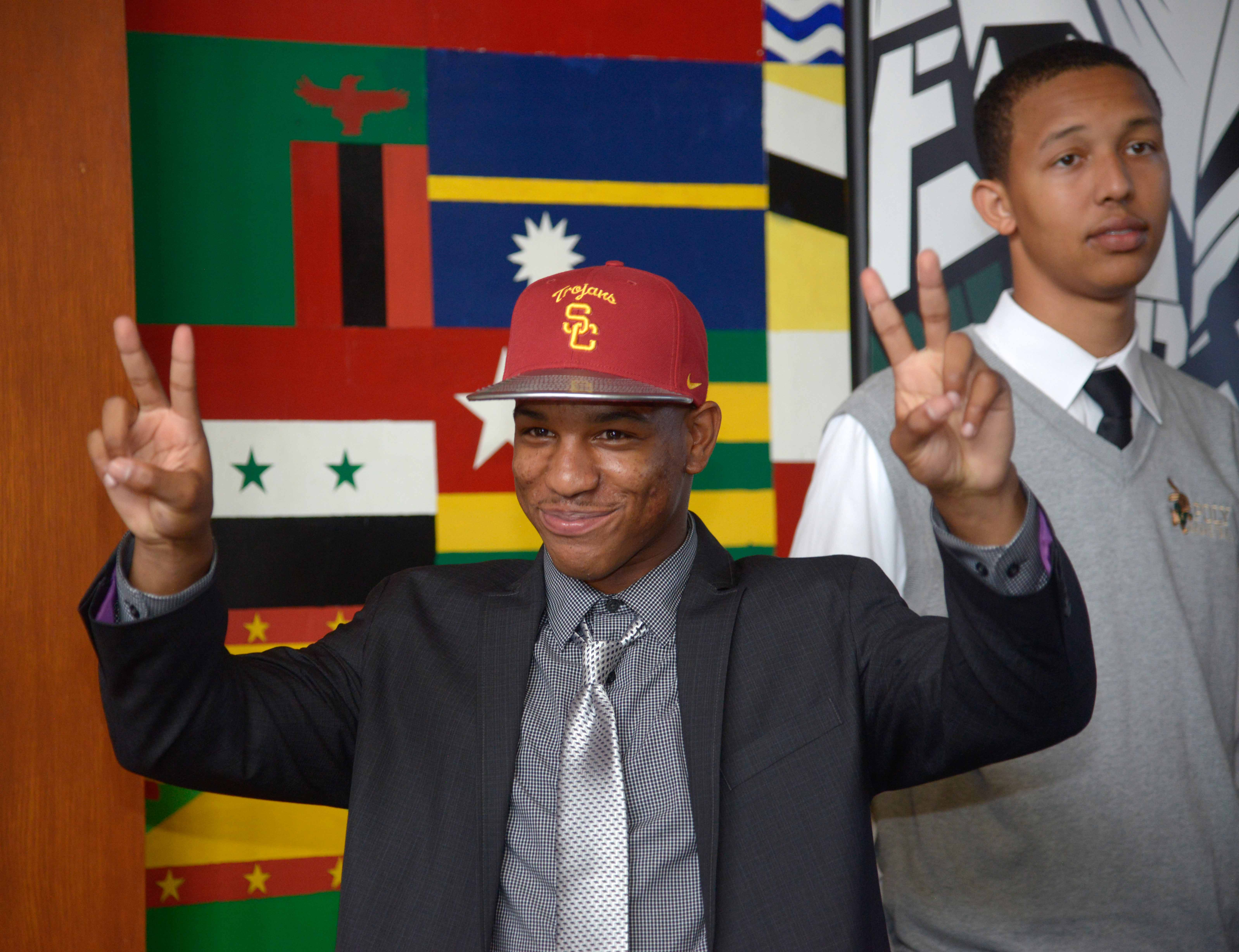 Who were the biggest USC football Signing Day gets of the last 10 years?