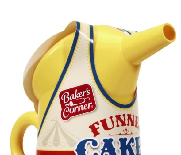 funnel cake kit at Aldi