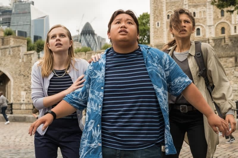 Spider-Man: Far From Home photo courtesy Sony Pictures