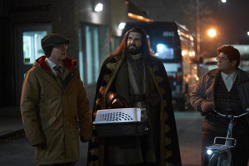 What We Do In The Shadows Season 3 Spoilers Comic-Con@Home