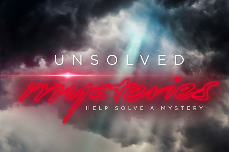 New on Netflix - Netflix shows, Unsolved Mysteries