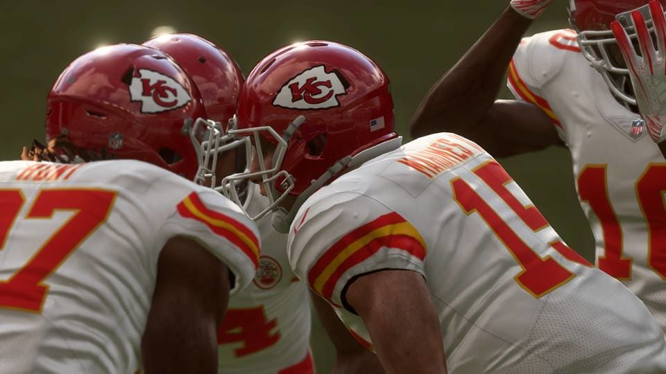 Madden 19 - Chiefs vs Chargers