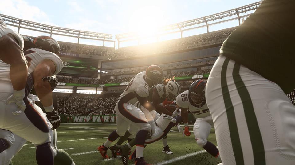 Madden 19 - Jets Broncos