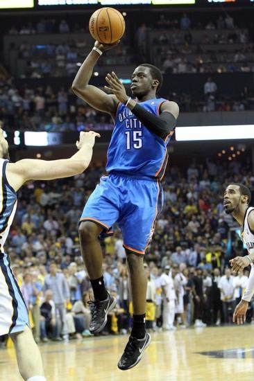 Daily NBA Fix 4-27-14: Reggie Jackson Plays Mr. April For ...