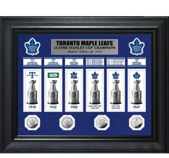 Toronto Maple Leafs Gift Guide 10 Must Have Gifts For The Man Cave