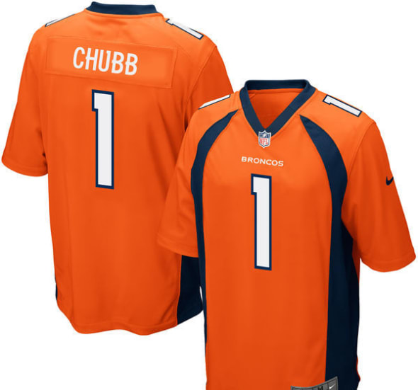 Get your NFL Draft first-round pick jerseys right now