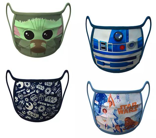 Star Wars Baby Yoda Face Masks