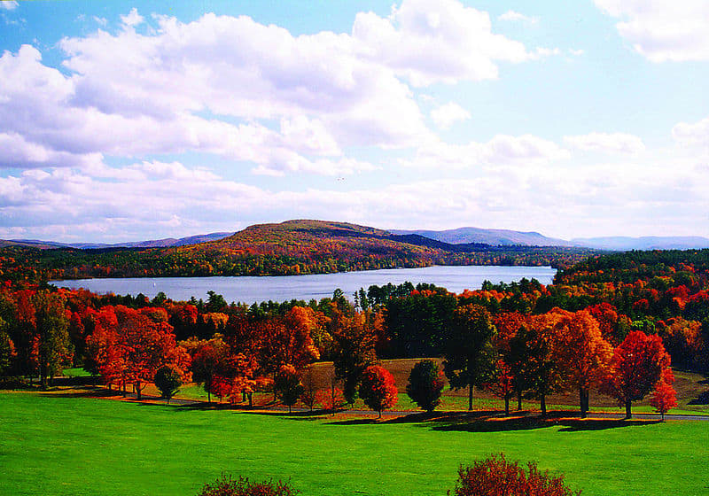 The Berkshires. Photo Credit: Massachusetts Office of Travel & Tourism, flickr CC