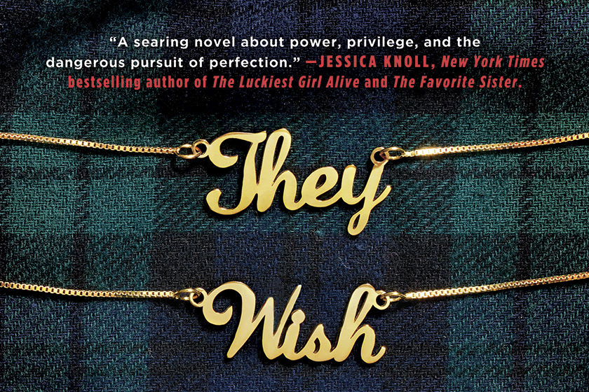 They Wish They Were Us book cover August release