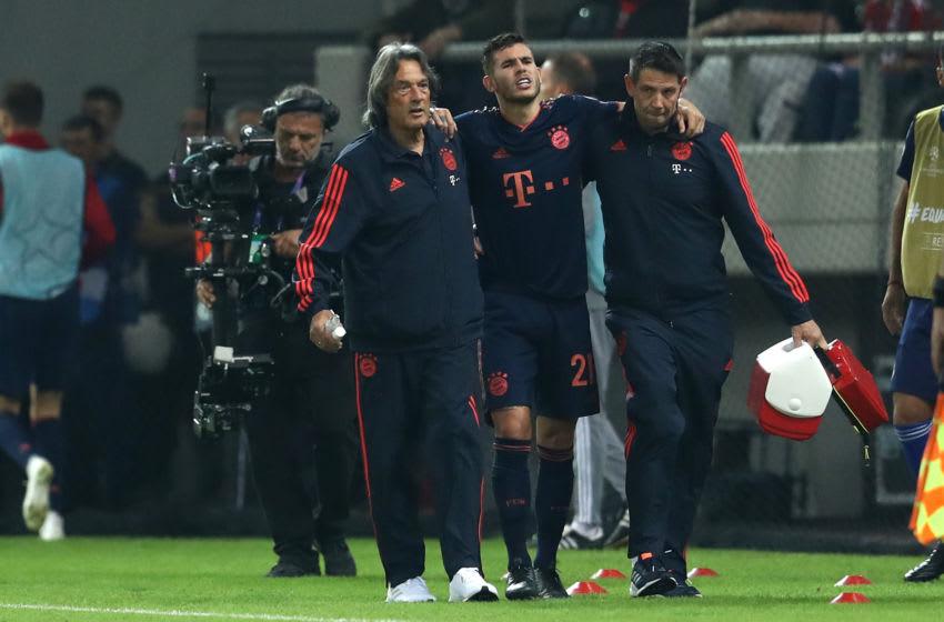 Three Takeaways As Bayern Munich Edge Past Olympiakos Page 2