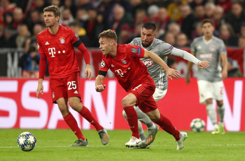 Bayern MГјnchen Olympiakos