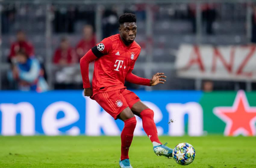 Alphonso Davies' best moments at Bayern Munich