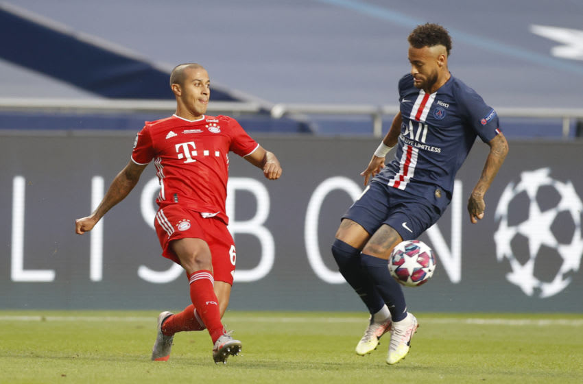 5 Players that are technically better than me - Neymar: Thiago