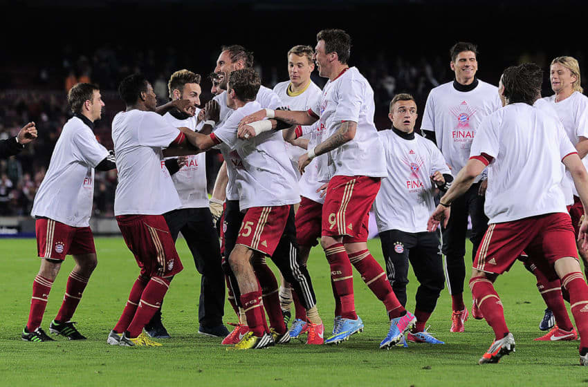 Bayern Munich Reliving The Memorable Night In Barcelona