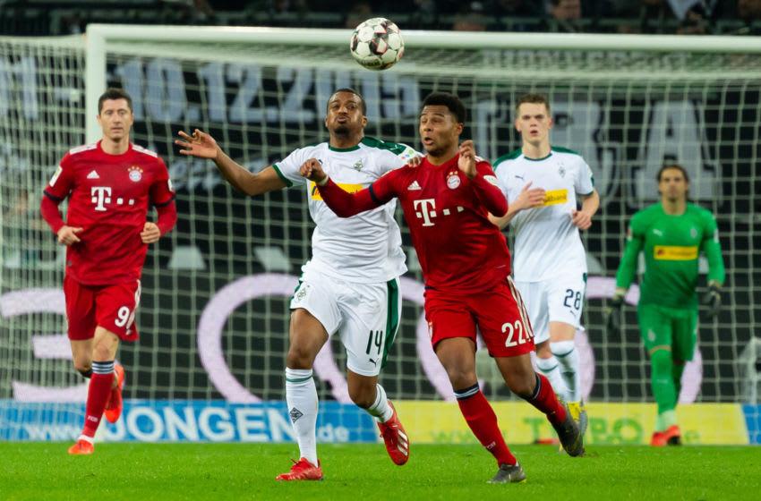 Borussia Monchengladbach Welcomes Bayern Munich In Matchday 14