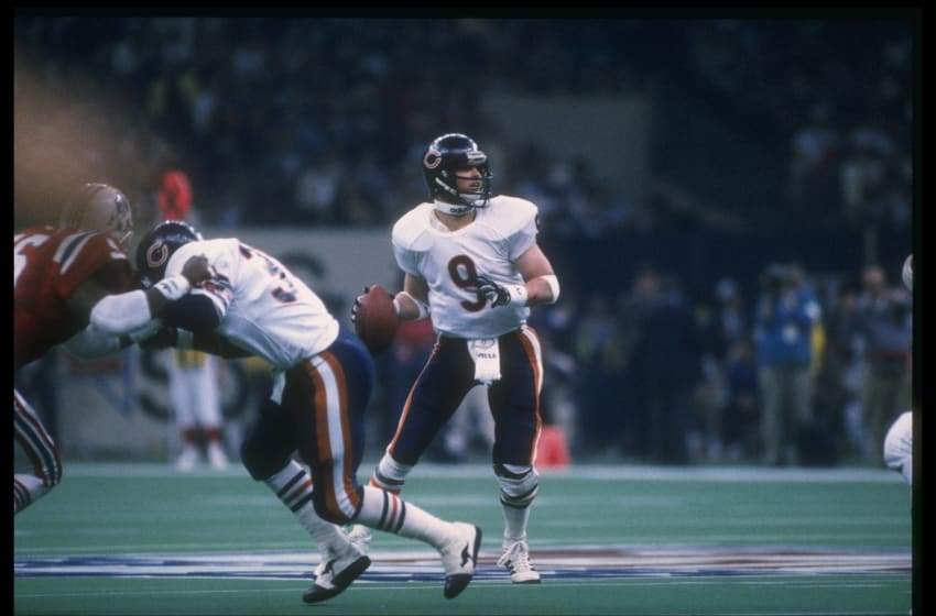Jim McMahon, Chicago Bears