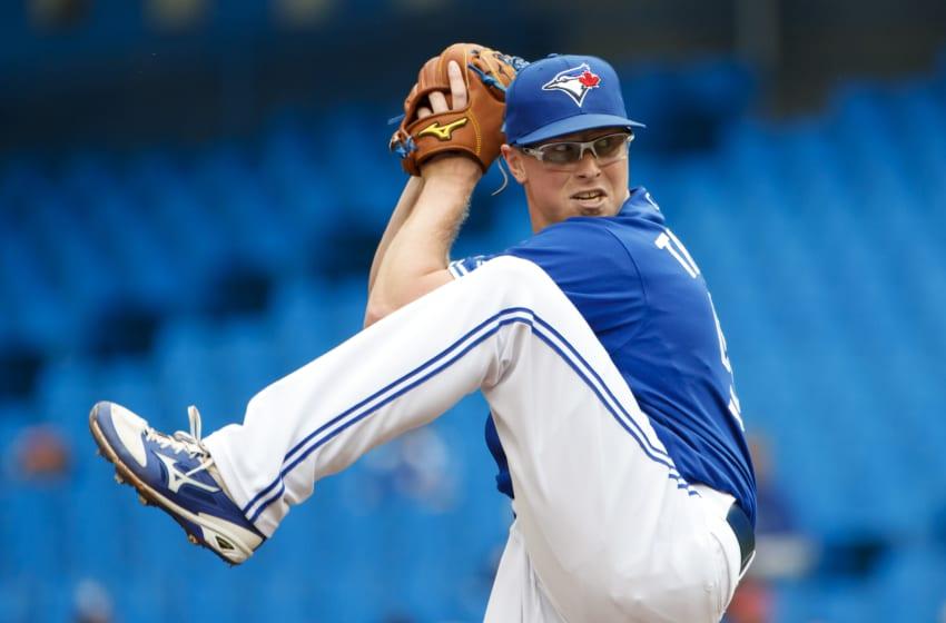 Toronto Blue Jays pitcher <a rel=